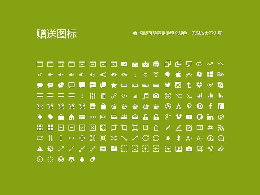 上海济光职业技术学院PPT模板下载_幻灯片预览图33