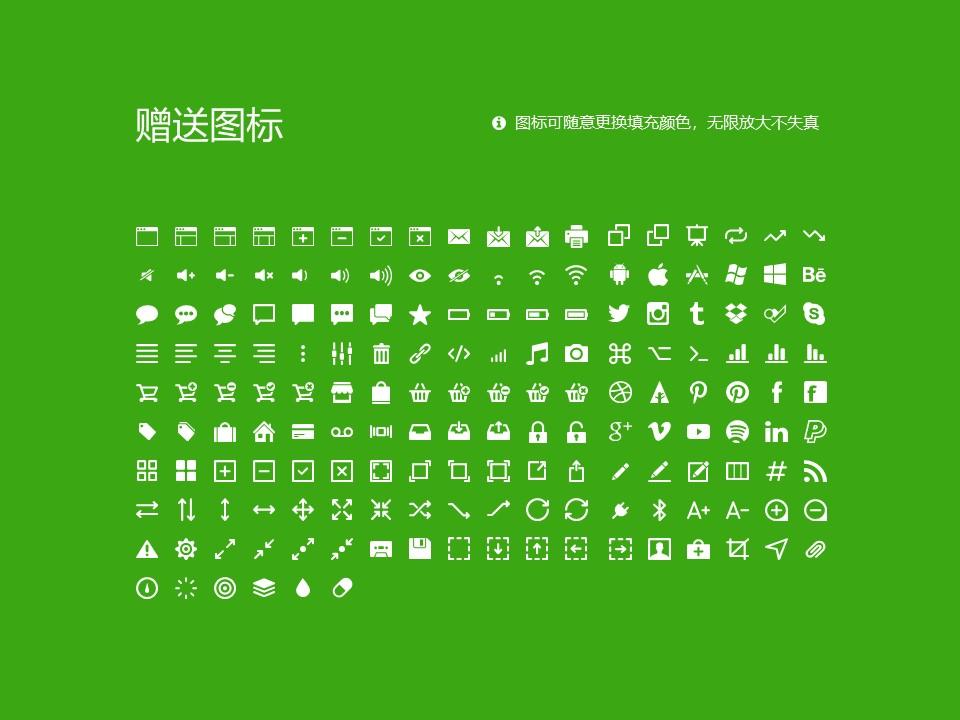 浙江树人学院PPT模板下载_幻灯片预览图33