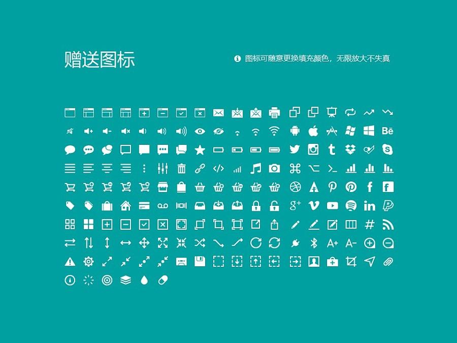 河北化工醫藥職業技術學院PPT模板下載_幻燈片預覽圖33