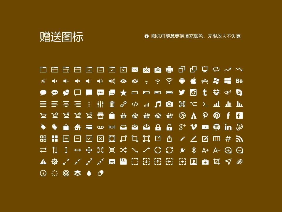 安徽外国语学院PPT模板下载_幻灯片预览图33