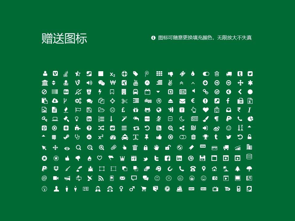 徐州幼儿师范高等专科学校PPT模板下载_幻灯片预览图36