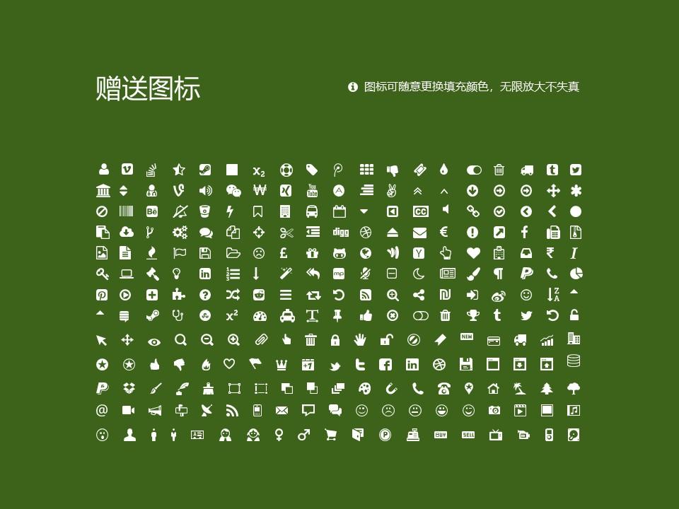 民办安徽旅游职业学院PPT模板下载_幻灯片预览图36