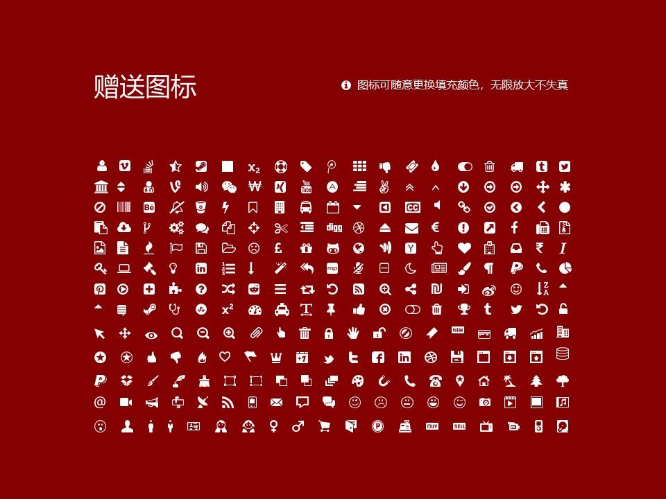 民办合肥财经职业学院PPT模板下载_幻灯片预览图36