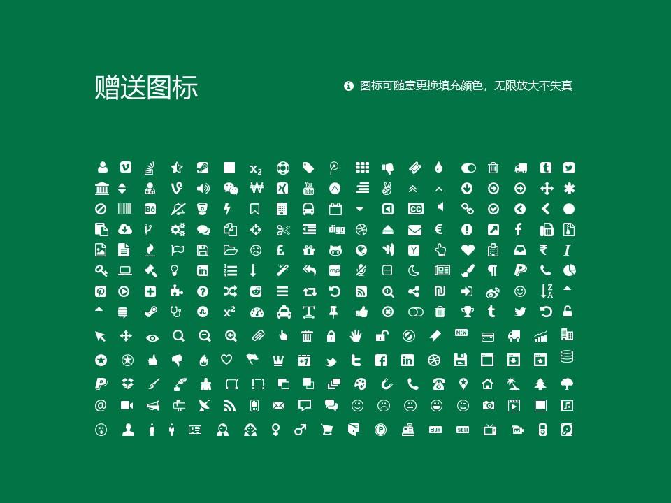 安庆医药高等专科学校PPT模板下载_幻灯片预览图36