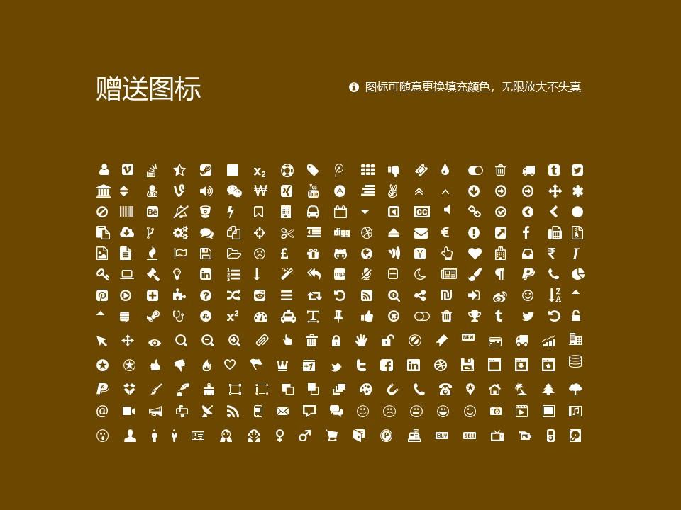 安徽外国语学院PPT模板下载_幻灯片预览图36