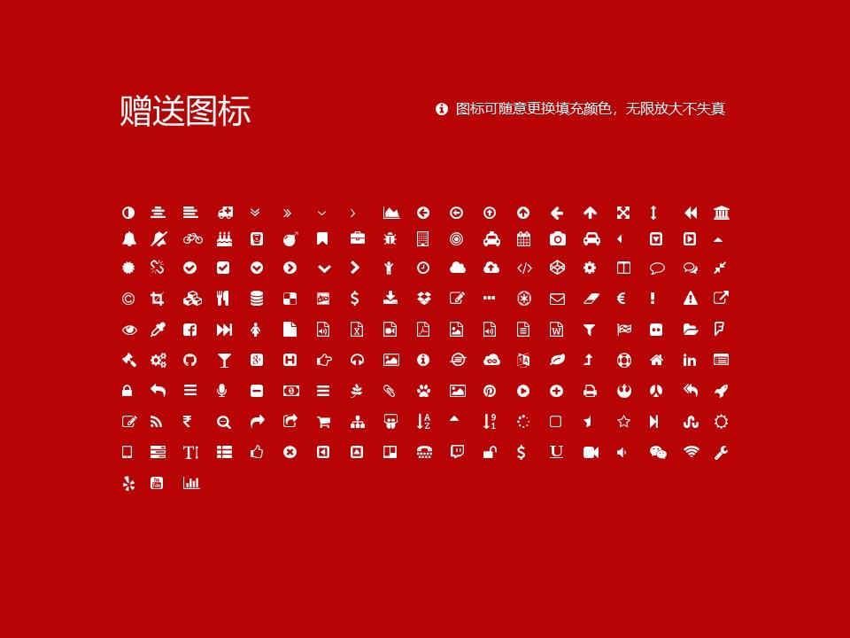 南京特殊教育职业技术学院PPT模板下载_幻灯片预览图35