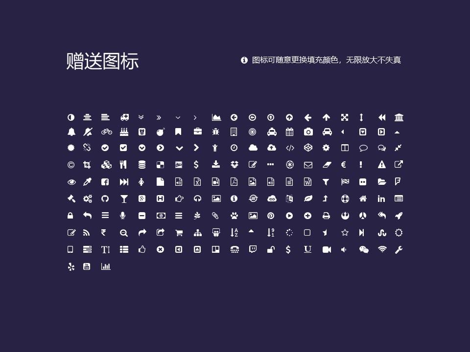 山西兴华职业学院PPT模板下载_幻灯片预览图35