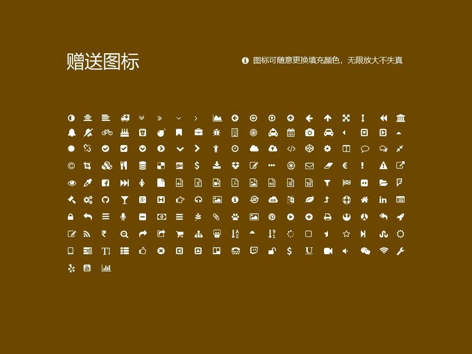 安徽外国语学院PPT模板下载_幻灯片预览图35