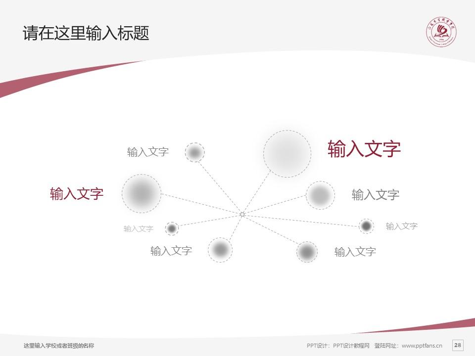 江苏商贸职业学院PPT模板下载_幻灯片预览图28