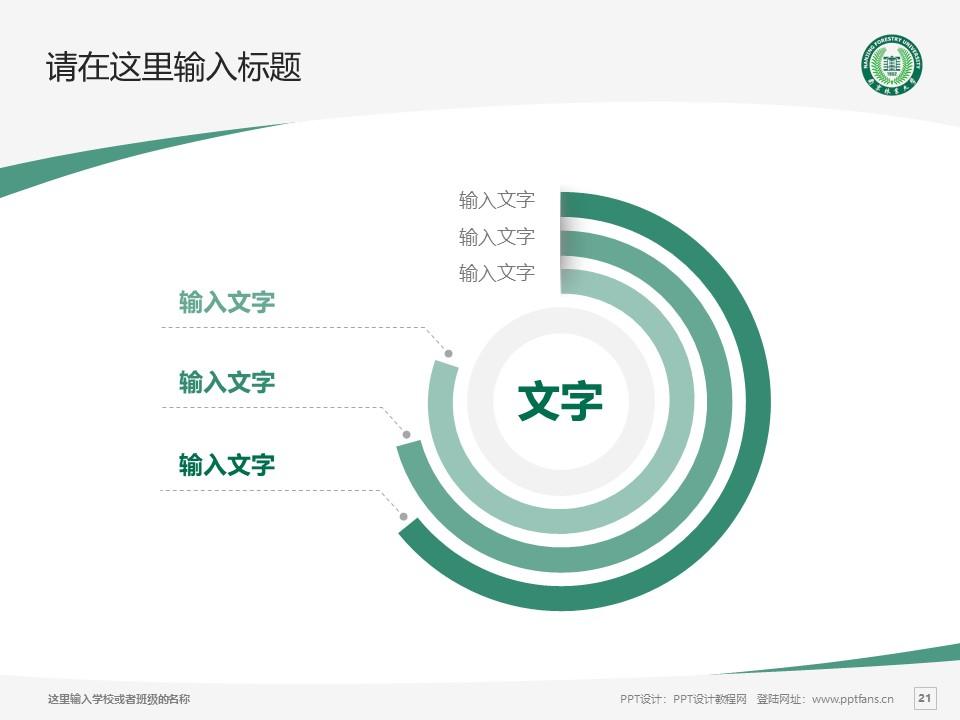 南京林业大学PPT模板下载_幻灯片预览图21
