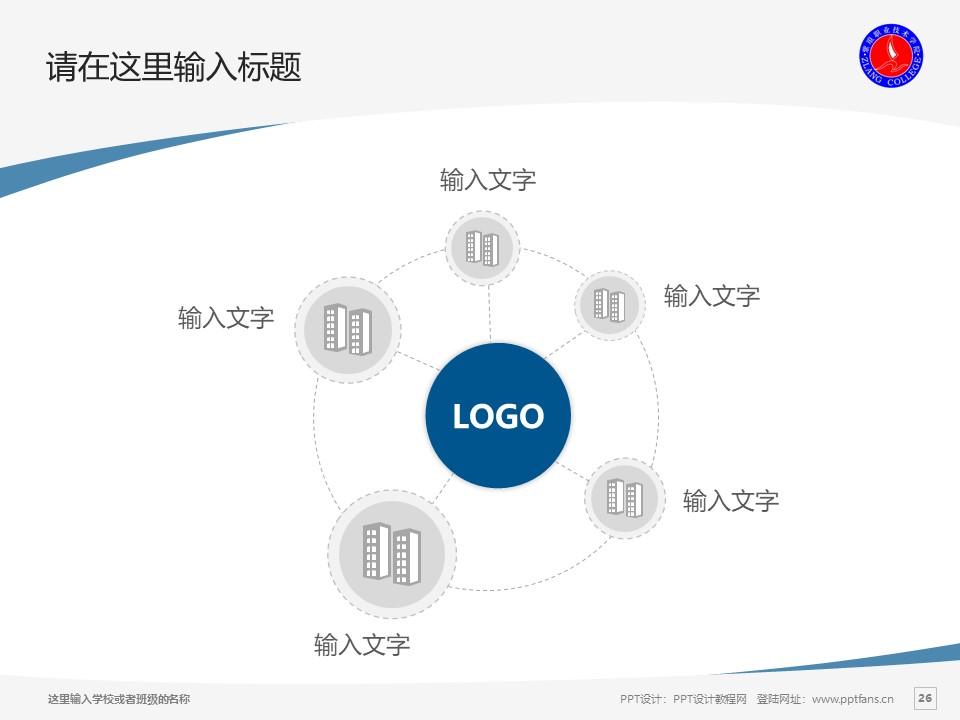 紫琅职业技术学院PPT模板下载_幻灯片预览图26
