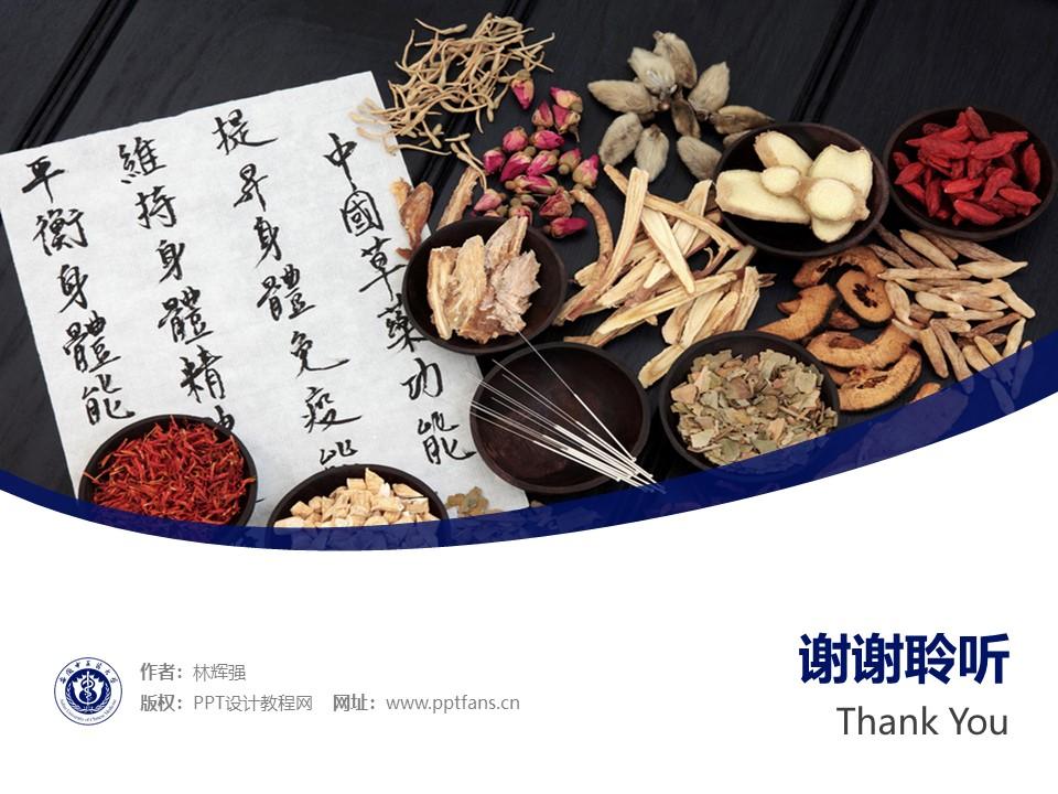 安徽中医药大学PPT模板下载_幻灯片预览图32