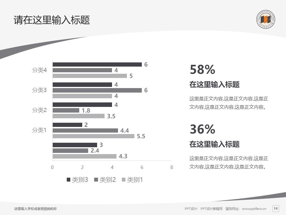 宁波城市职业技术学院PPT模板下载_幻灯片预览图18