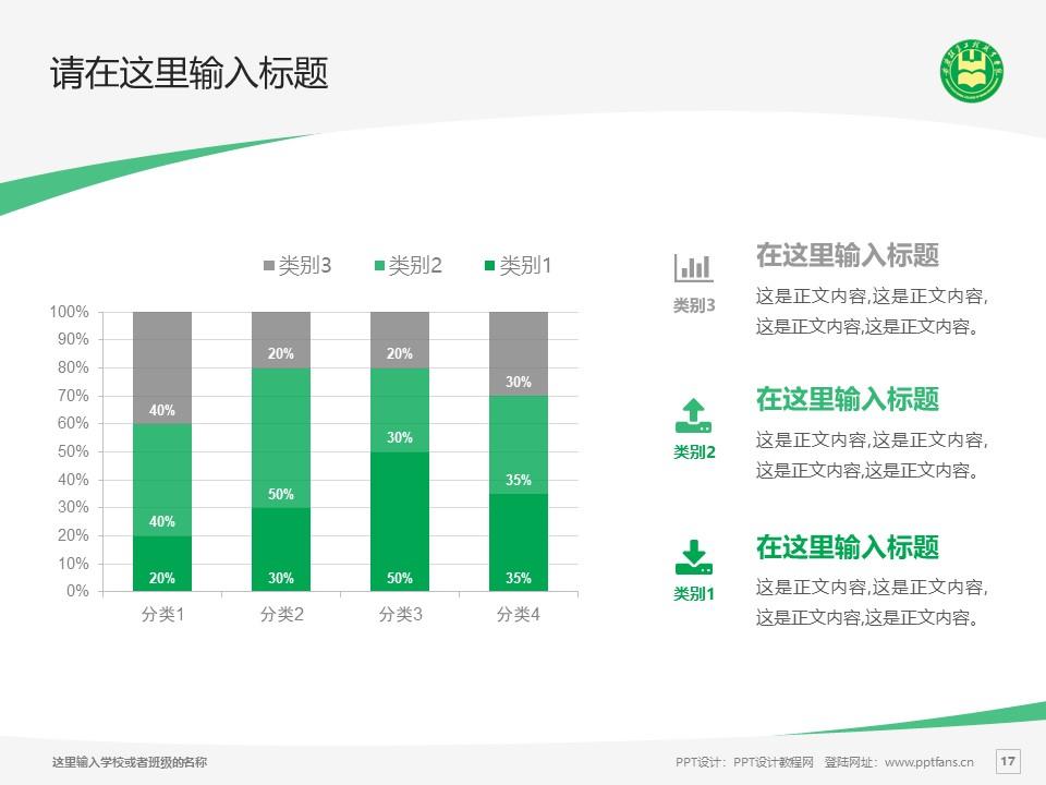 安徽粮食工程职业学院PPT模板下载_幻灯片预览图17