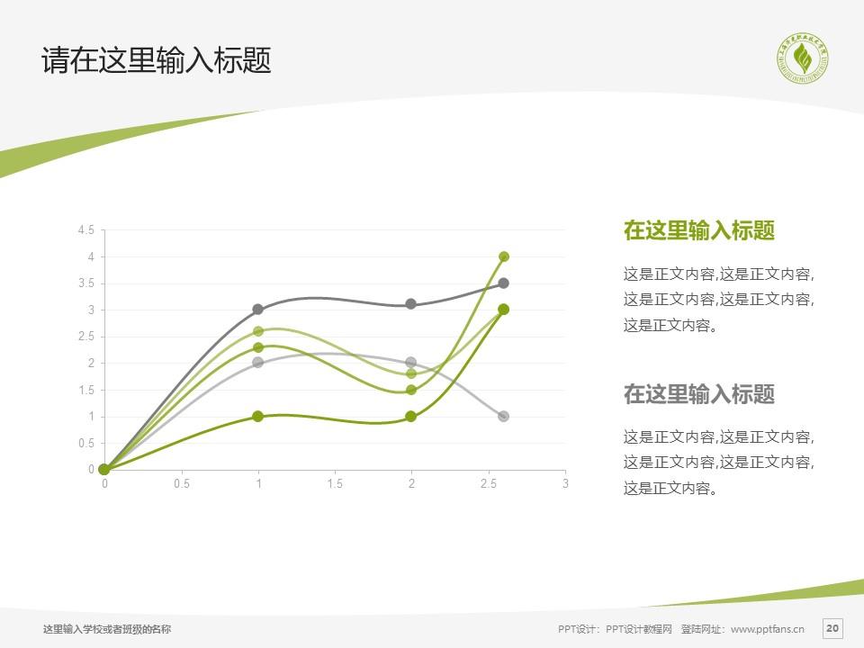 上海济光职业技术学院PPT模板下载_幻灯片预览图20