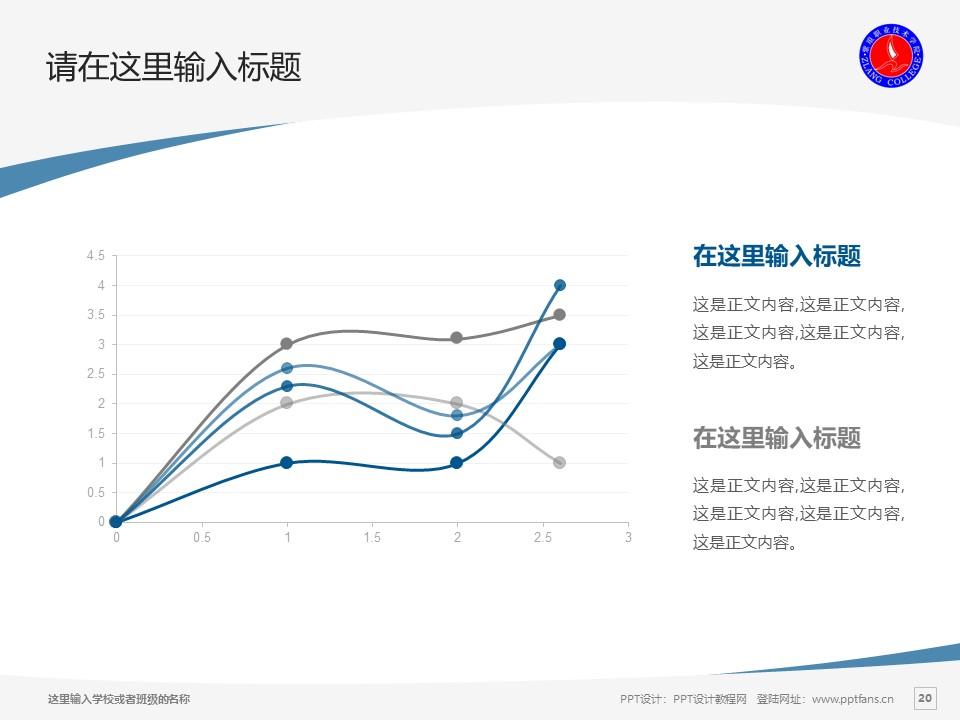 紫琅职业技术学院PPT模板下载_幻灯片预览图20