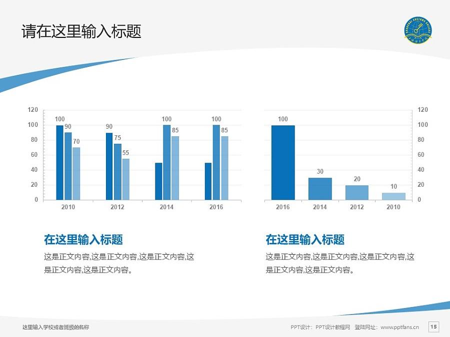 上海海关学院PPT模板下载_幻灯片预览图15