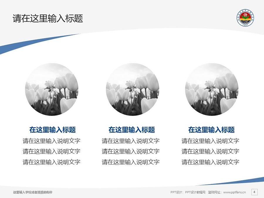 石家庄科技信息职业学院PPT模板下载_幻灯片预览图4