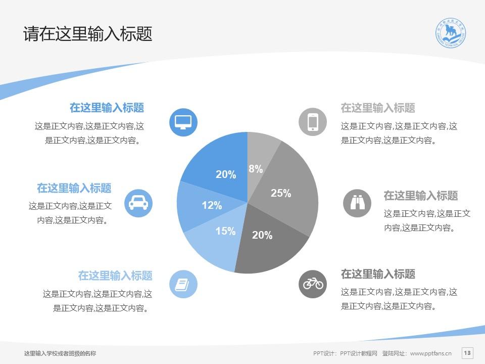 沧州职业技术学院PPT模板下载_幻灯片预览图13