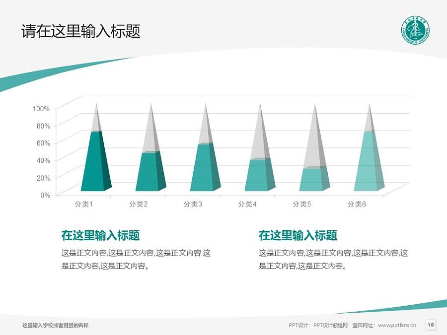 安徽医科大学PPT模板下载_幻灯片预览图15