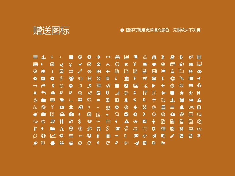 上海中华职业技术学院PPT模板下载_幻灯片预览图34