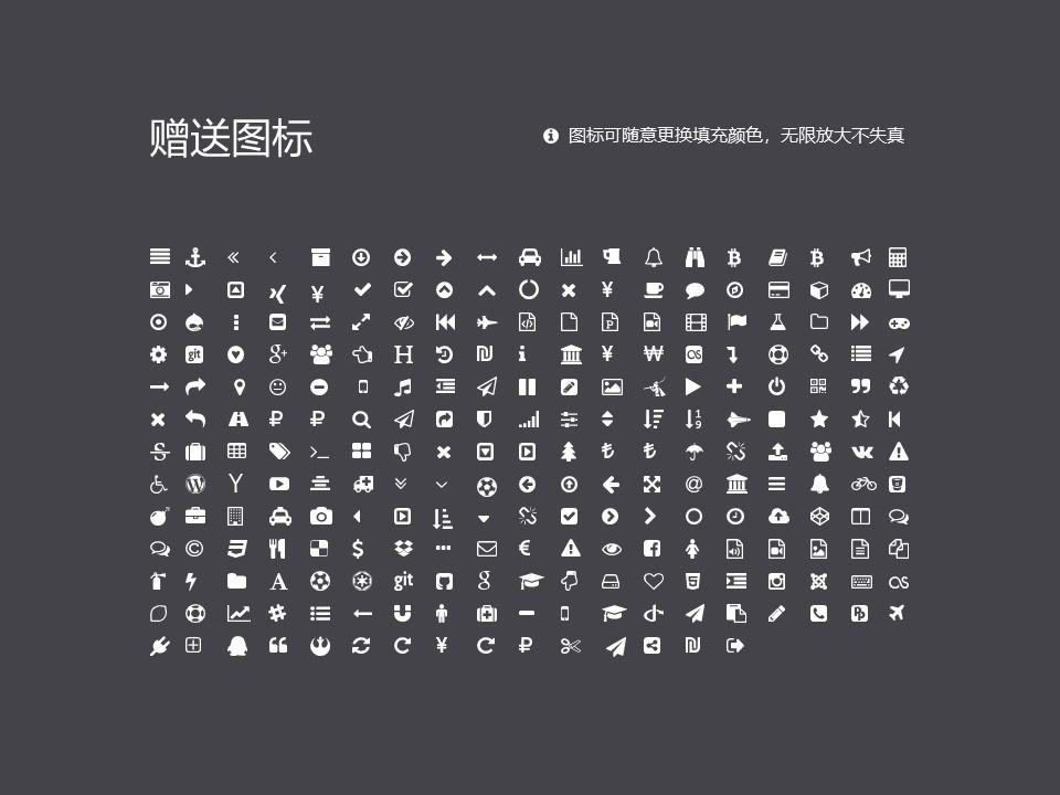 宁波城市职业技术学院PPT模板下载_幻灯片预览图34