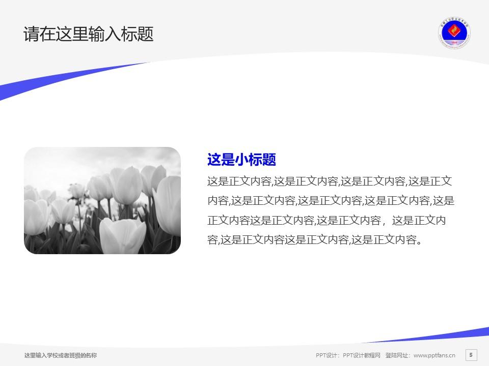 安徽工业职业技术学院PPT模板下载_幻灯片预览图5