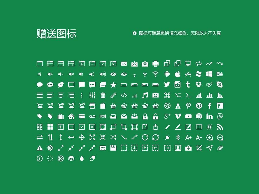 山西中医学院PPT模板下载_幻灯片预览图33