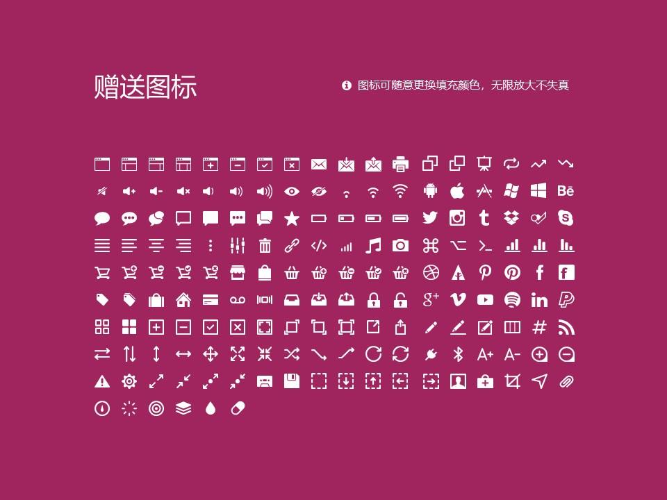 台湾佛光大学PPT模板下载_幻灯片预览图33