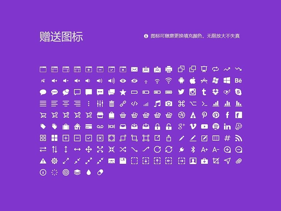 台湾清华大学/国立清华大学PPT模板下载_幻灯片预览图33