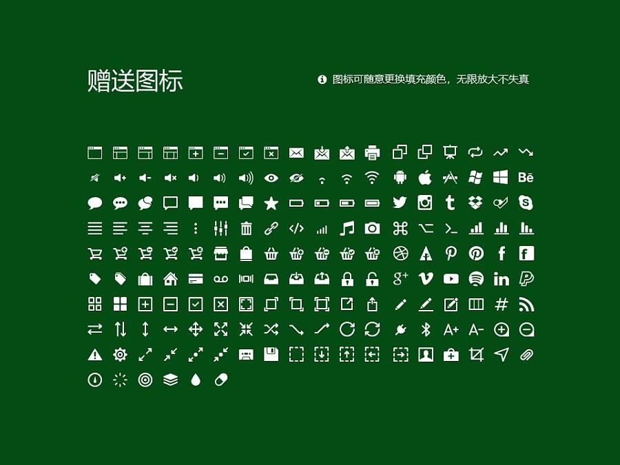 新疆师范高等专科学校PPT模板下载_幻灯片预览图33