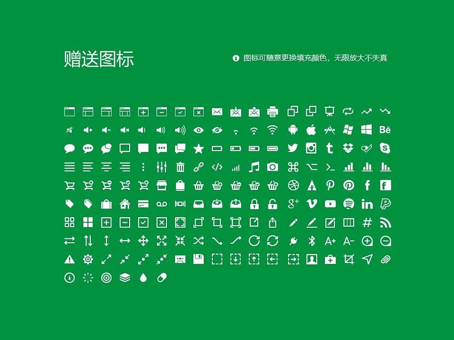 青海民族大学PPT模板下载_幻灯片预览图33