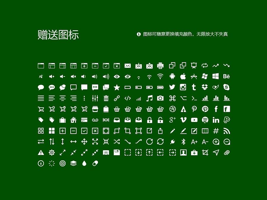 武威职业学院PPT模板下载_幻灯片预览图33