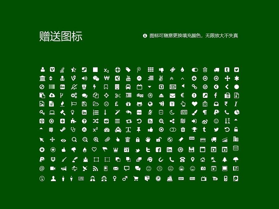武威职业学院PPT模板下载_幻灯片预览图36