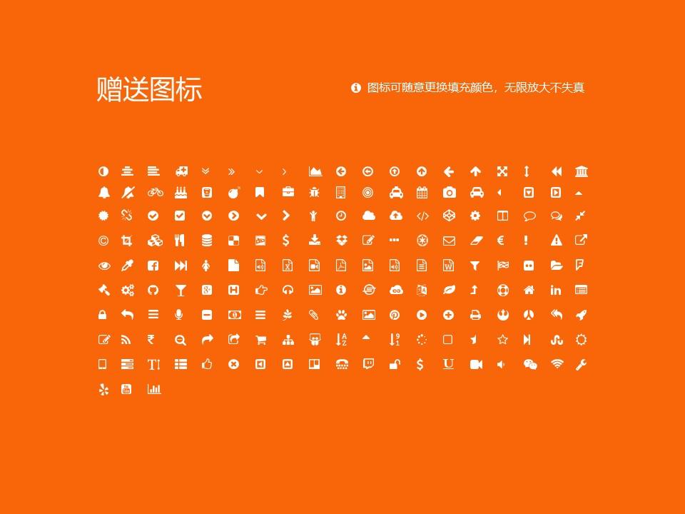 辽宁美术职业学院PPT模板下载_幻灯片预览图35