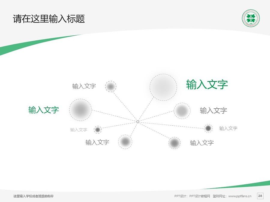 新疆维吾尔医学专科学校PPT模板下载_幻灯片预览图28