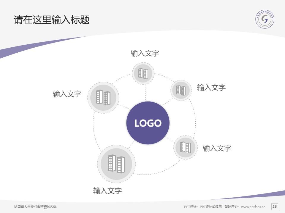 甘肃钢铁职业技术学院PPT模板下载_幻灯片预览图26