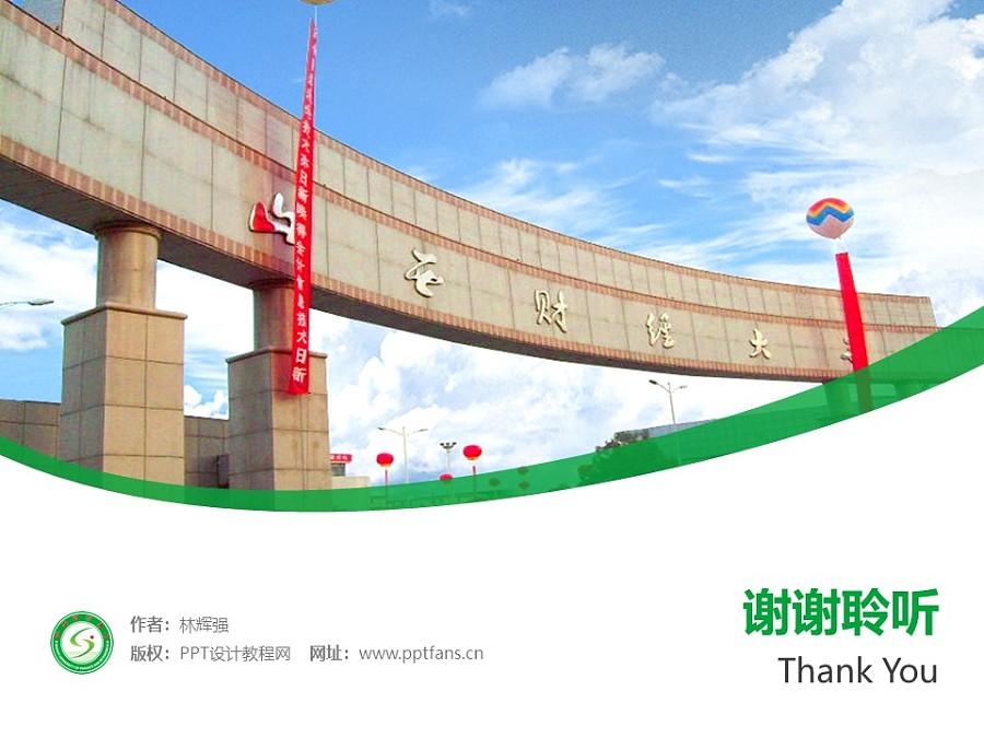 山西财经大学PPT模板下载_幻灯片预览图32