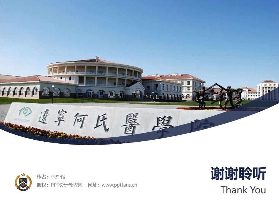 辽宁何氏医学院PPT模板下载_幻灯片预览图32