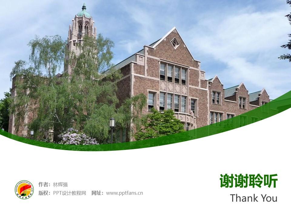 沈阳音乐学院PPT模板下载_幻灯片预览图32
