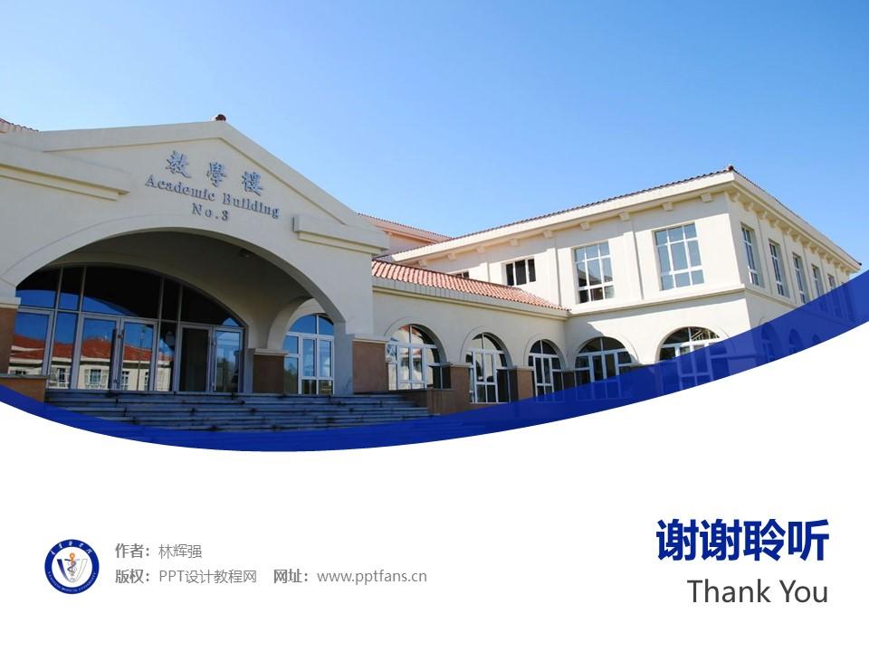 辽宁医学院PPT模板下载_幻灯片预览图32