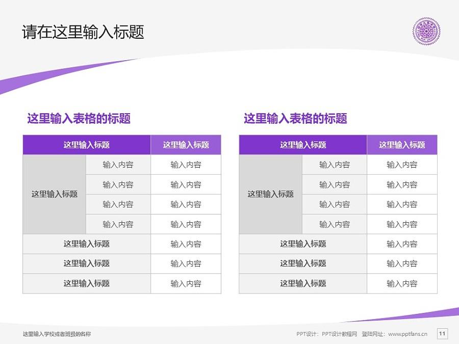 台湾清华大学/国立清华大学PPT模板下载_幻灯片预览图11