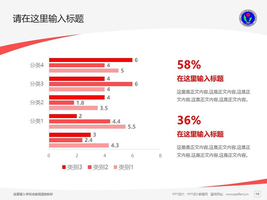 甘肃农业职业技术学院PPT模板下载_幻灯片预览图18