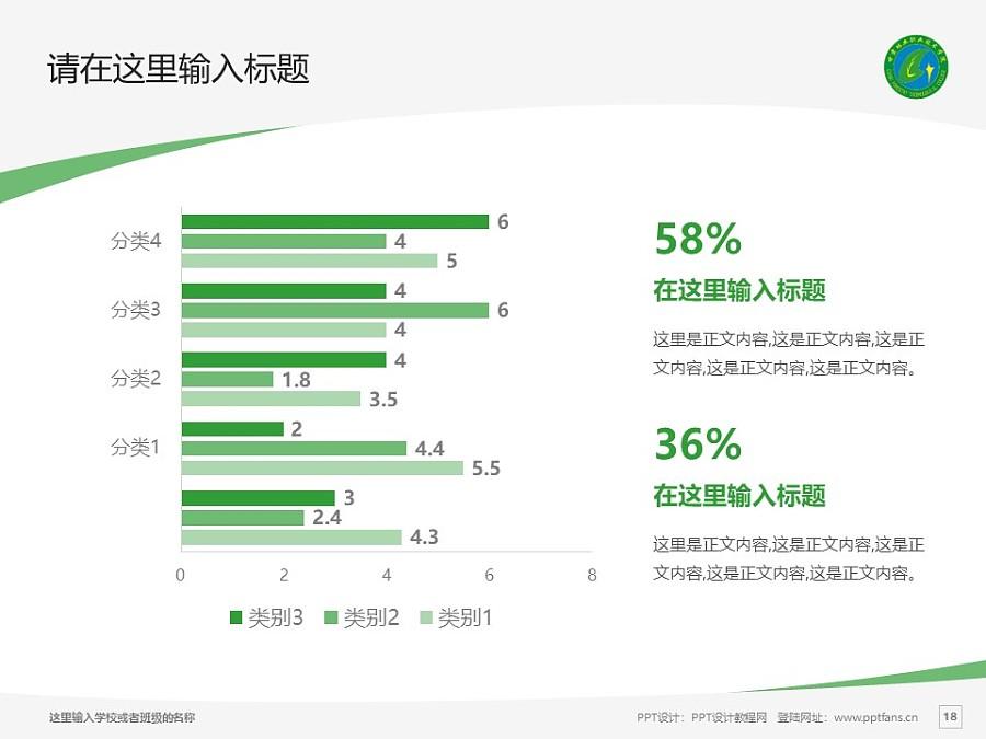 甘肃林业职业技术学院PPT模板下载_幻灯片预览图18