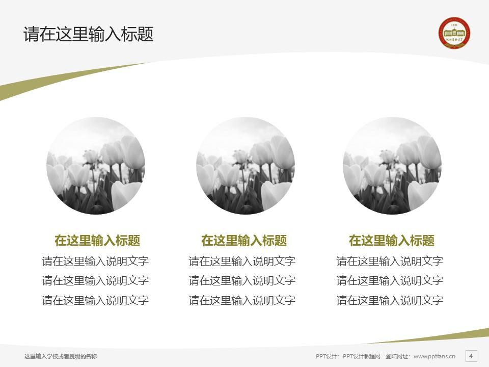 沈阳药科大学PPT模板下载_幻灯片预览图4