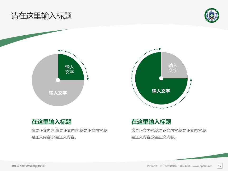 台湾亚洲大学PPT模板下载_幻灯片预览图12
