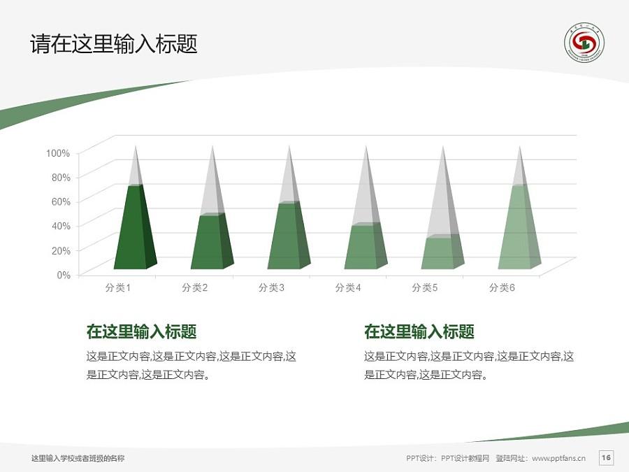 沈阳理工大学PPT模板下载_幻灯片预览图16
