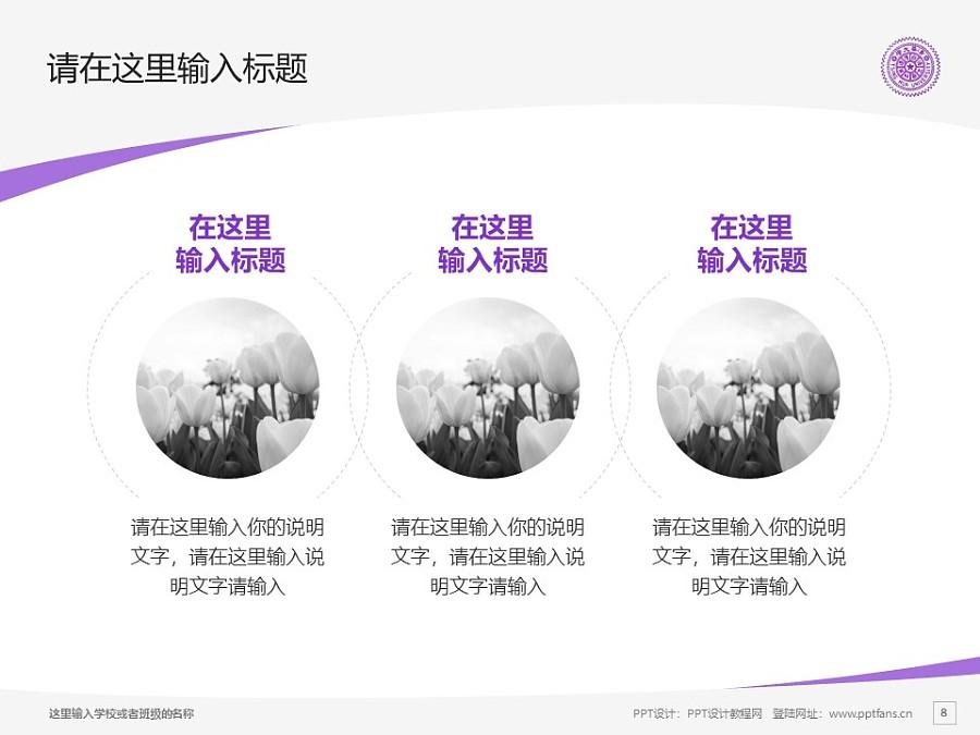 台湾清华大学/国立清华大学PPT模板下载_幻灯片预览图8