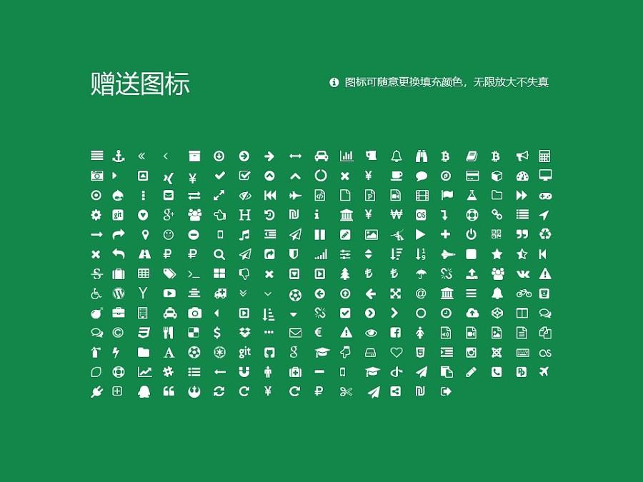山西中医学院PPT模板下载_幻灯片预览图34