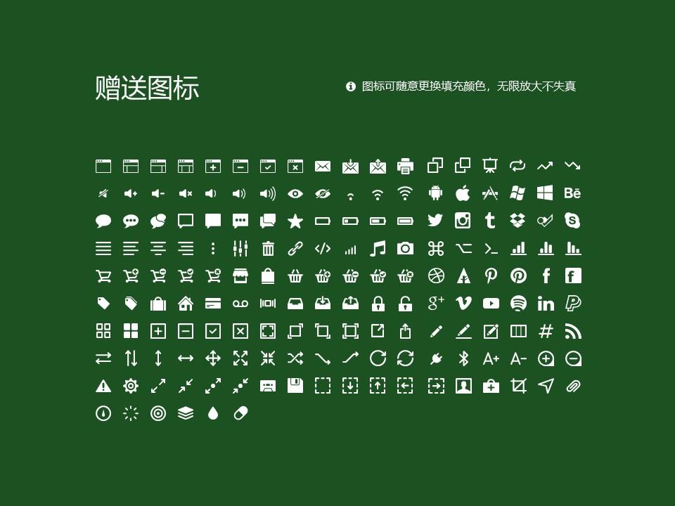 鹤岗师范高等专科学校PPT模板下载_幻灯片预览图33